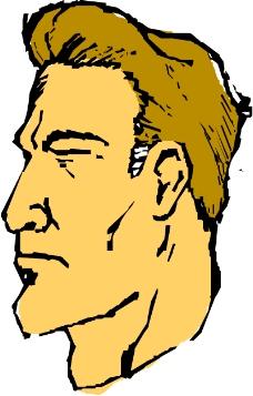 漫画男性0079