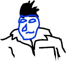 漫画男性0053