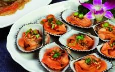 炒蚌肉图片