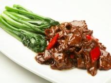 蔬菜牛肉图片