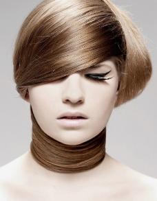 欧美新时尚发型图片