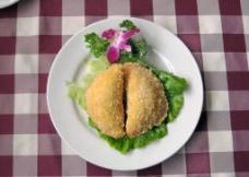 鲜虾南乳饺图片