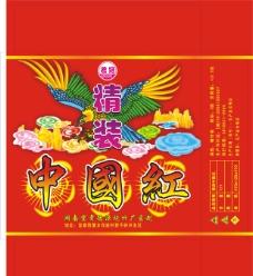 烟花包装(红炮)精装中国红图片