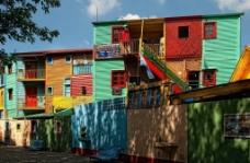 布宜诺斯艾利斯小巷图片