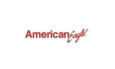AMERICAN EAGLE AIR航空公司 logo图片