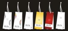 服装吊牌设计图片