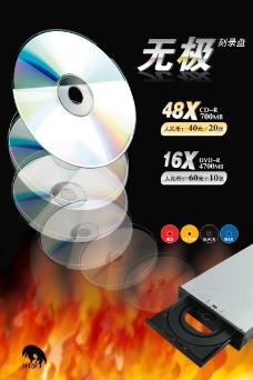 刻录光盘产品推介