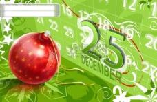 圣诞节通用海报设计