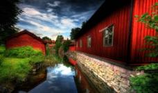 建筑物风景摄影艺术图片