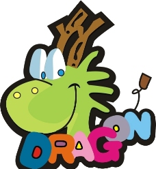吉祥物 恐龙图片