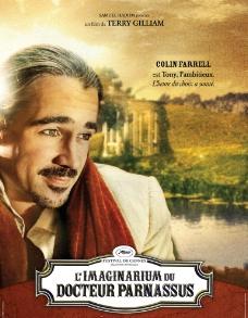 帕那索斯博士的奇幻秀 角色海报图片