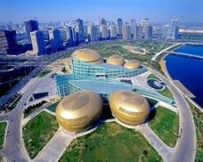 郑州郑东新区风貌图片