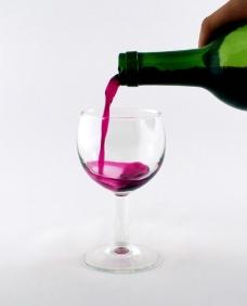 美丽的酒瓶子图片_图片_红动手机版