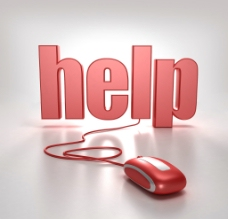 help鼠标图片