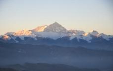 西藏 日喀则 珠峰 珠穆朗玛峰 夕阳 晚霞 晨光03图片
