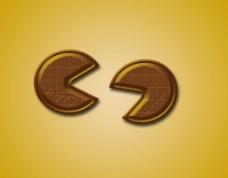饼干 PSD图片