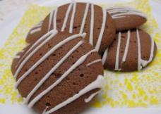 巧克力西饼图片