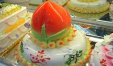 艺术蛋糕图片