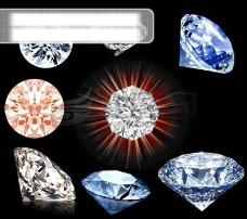 奢华珠宝钻