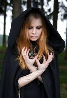 美丽巫师图片