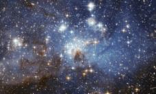 大麦哲伦星云图片