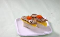 鹅肝寿司图片