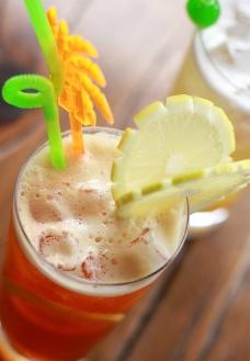 冻红茶图片