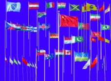 红旗 国旗 各国旗帜图片