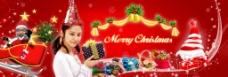 圣诞节广告设计图片