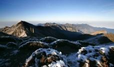 丛山峻岭图片