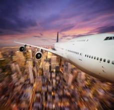 航空运输高清图片