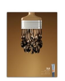 染膏创意广告图片