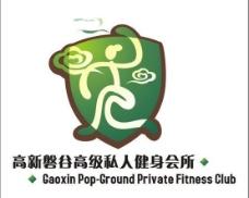 瑜伽会所logo图片