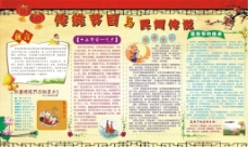传统节日与民间传说图片