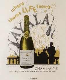 洋酒廣告圖片