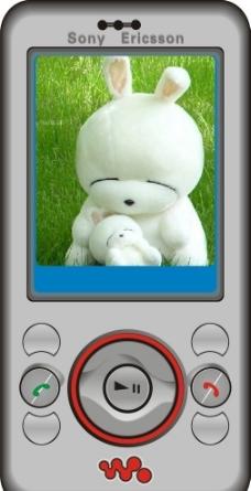 索爱手机图片