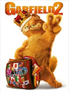 加菲猫2之双猫记 电影 海报图片
