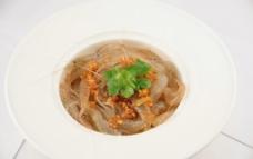 蒜油白条虾图片