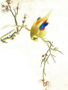 梅花 中国风 水墨图片