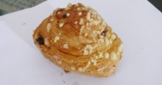 丹麦提子面包图片