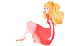 可爱的公主图片
