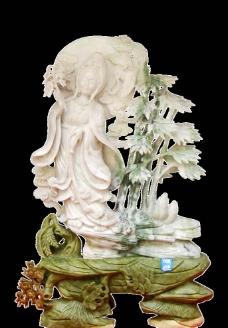 玉石雕刻图片