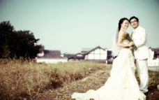 我的婚纱 我的爱图片