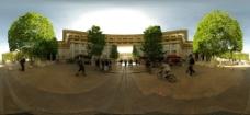 商场门口图片