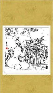 花鸟系列(七)图片