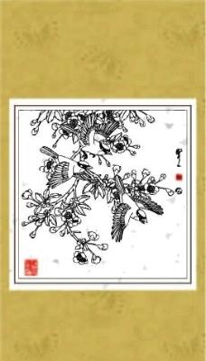 花鸟系列(五)图片