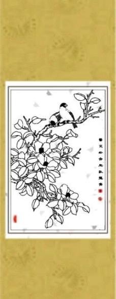 花鸟系列(六)图片