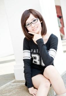 清秀MM047图片