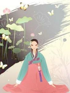 韩国女性图片