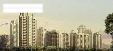 楼盘建筑展示效果图图片